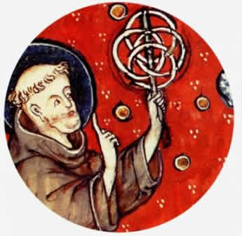 Saint du merdredi 10 février Saint_moine
